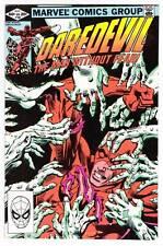 DAREDEVIL #180 - 1982 - Frank Miller - Marvel Comics - HIGH GRADE