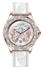 Invicta Women's 32662 Wildflower Quartz 3 Hand Platinum Dial Watch