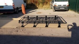 land rover defender 110 Open Fronted Roof rack