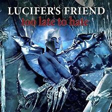 Lucifer's Friend - Too Late For Hate [New CD] UK - Import