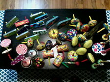 Vintage Tin Noise Makers~New Years Party Favors