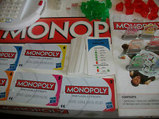 Monopoly Revolution Spare Parts Pieces Cards Houses Hotels etc Choose from List