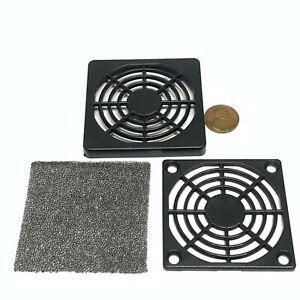 1 Pieces 60mm filter dust cover proof DC 6cm Cooling Heatsink guard Fan Fans A34