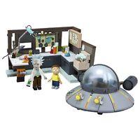 McFarlane Toys Rick /& Morty Smith Garage Rack Small Construction Interlocking Building Set 12872-7