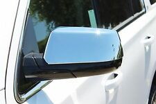 Chrome Mirror Covers   2015-2017 Chevrolet Tahoe & GMC Yukon / Yukon XL