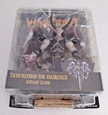World of Warcraft Tichondrius the Darkener Dread Lord Toycom Blizzard Figure