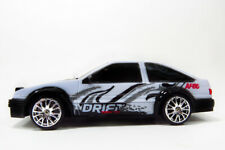 1:24 RC Drift Remote Control Race Car Full Function w/ Head Tail Lights R/C Toy