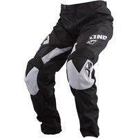 NEW ONE INDUSTRIES CARBON YOUTH   ATV  MX BMX RACING PANTS  PANT BLACK size 22