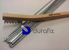 DURAFIX® - 10 Aluminum welding rods + 1 Stainless steel brush