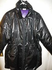 Simply Vera by Vera Wang Reversible Lightweight Jacket-NWOT- Size L
