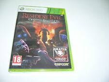 RESIDENT EVIL OPERATION RACCOON CITY . PAL ESPAÑA ..Envio Certificado  ..Paypal