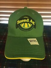 Men's NWOT JOHN DEERE Snead Ag Green Adjustable Hat H135