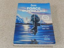 Seloc Force Outboard All Models 1984-1993 Tune Up Service Repair Manual