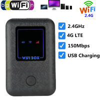 MF901 4G LTE Wireless Router 150Mbps Mobile 2.4G WiFi Hotspot with SIM Card Slot