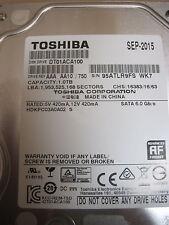 Toshiba DT01ACA100|1.0TB |HDKPC03A0A02 S|32MB Cache | SATA HDD | |hdd  p120