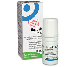 Hyabak 0.15% 10ml