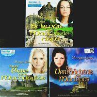 Morgan Grey - Highlands im Mittelalter TRILOGIE 25 CDs + 3 MP3 3x Hörbuch - NEU
