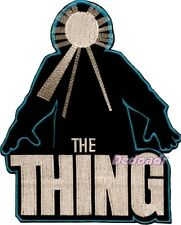 The Thing Poster Logo Embroidered Big Patch Horror Movie John Carpenter Creature