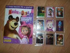 Masha e Orso Momenti magici Album vuoto Panini