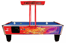 Gold Standard Games Gold Flare Elite Premium Coin-Op Air Hockey Table