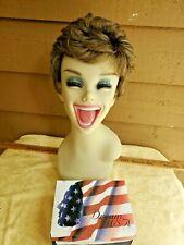 DREAM USA WOMEN'S PIXIE WIG US-176 VEGAS COLOR 38 EUC