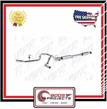 """MBRP Ford F-150 2.5"""" Cat Back, Dual Side Exit, T409 2015-2016 S5257409"""