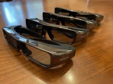 Sony 3d glasses tgd-br100 (4pairs)