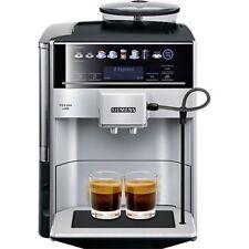Siemens EQ.6 plus s300 TE653501DE Kaffeevollautomat SensoFlow, Silber Neu & OVP