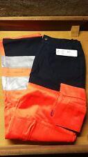 Pantalon LAFONT Orange ET Bleu haute visibilité T-1 extensible (entre 40 et 42)
