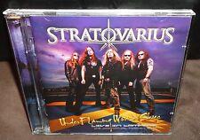 Stratovarius - Under Flaming Winter Skies Live In Tampere (CD, 2012, 2-Disc)