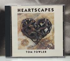 TOM FOWLER - HEARTSCAPES CD EXCELLENT+