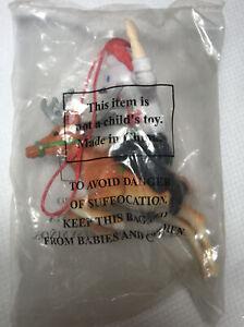 Jack On Reindeer In The Box Christmas Ornament JITB Toy Sealed MIB NIP New