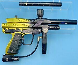 RARE Bob Long Intimidator 2K2 DRAGON RIPPER Paintball Marker Gun 2002 GZ FREAK