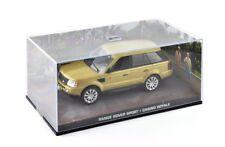 Modelcar Diecast 1/43 Diorama Range Rover Sport James Bond 007 Casino Royale