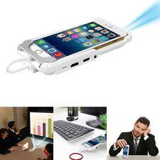 Mini Pocket Mobile Cinema HD 1080P Multimedia DLP Projector HDMI For iPhone 6 5
