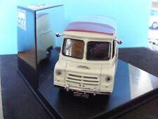 Morris LD 150 van 1959 rojo oscuro/crema Vitesse/ciudad CV009C Modelo 1:43rd Nuevo elemento