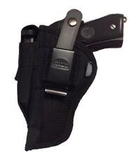 Nylon Hand Gun holster w/mag pouch fits Beretta 92