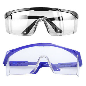 Clear Safety Bike Glasses Anti  Work Glasses with Foresight