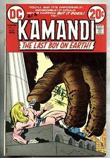 Kamandi The Last Boy On Earth #7-1973 vf/nm Jack Kirby