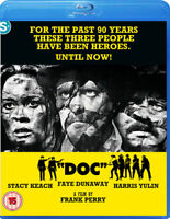Doc Blu-Ray (2016) Stacy Keach, Perry (DIR) cert 15 ***NEW*** Quality guaranteed