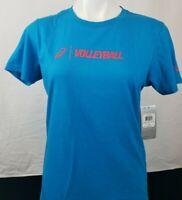 ASICS Women's Medium Tee Shirt Volleyball