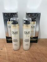 2 x Olay Total Effects 7 In One Anti-Aging Featherweight Moisturizer SPF 15