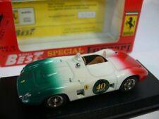 1/43 Best Ferrari 860 Monza 40th Anniversario grün weiß rot PR09