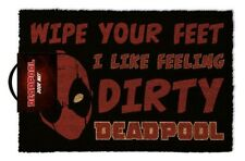Deadpool (Dirty)   Doormat GP85225  60 X 40cm Door Mat