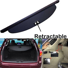 FOR ACURA RDX 2013- 2017 RETRACTABLE CARGO COVER BLIND REAR TRUNK LUGGAGE SHADE
