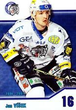 2006-07 Czech Bili Tygri Liberec Postcards #11 Jan Visek