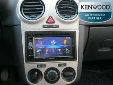 Opel Corsa D ab 2006 Doppel-DIN Radio DVD USB Aux In MP3 Autoradio