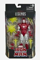 Marvel Legends Silver Centurion Iron Man Walgreens Exclusive Brand New In Hand