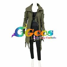 Free Ship Cosplay Costume Resident Evil 6: The Final Chapter Alice Uniform