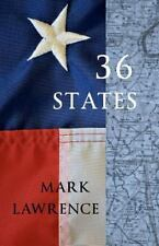 36 States : An Australian's Road Trip of a Lifetime by Mark Lawrence (2012,...
